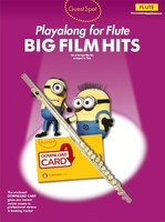 Guest Spot Playalong for Flute Big Film Hits