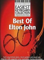 Easiest Keyboard Collection - Best of Elton John