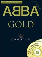 ABBA Gold - Alto Saxophone Play-Along