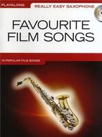 Really Easy Alto Saxophone - Favourite Film Songs
