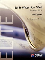Earth, Water, Sun, Wind (Symphony No. 1 for Symphonic Band)