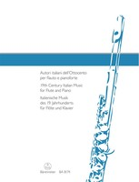 19th Century Italian Music for Flute and Piano