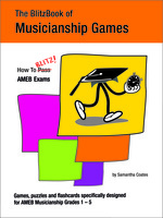 The BlitzBook of Musicianship Games