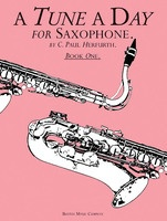 A Tune A Day for Saxophone Book 1