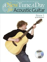 A New Tune A Day for Acoustic Guitar Book 1