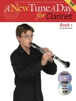 A New Tune A Day for Clarinet Book 1