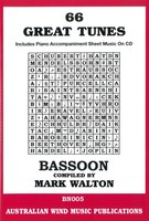 66 Great Tunes for Bassoon