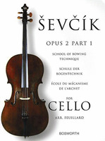 Sevcik Cello Studies Op. 2 Part 1