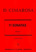11 Sonatas Book 1