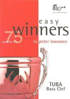 Easy Winners for Tuba Bass Clef