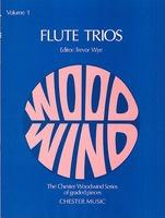 Flute Trios Vol1 (Wye) 3Flt Sc/2Pts