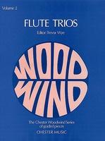 Flute Trios Vol2 (Wye) 3Flt Sc/2Pts