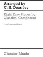 8 Easy Pieces Oboe/Piano Dearnley(Arc)