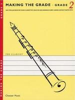 Making The Grade Clarinet/Pno Gr 2