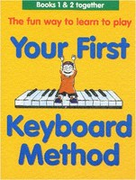 Your First Keyboard Method Omnibus(1& 2 Comp.)