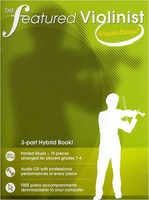 Featured Violinist Made Easy Bkcd