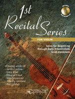 1st Recital Series for Violin