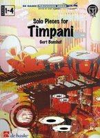 Solo Pieces for Timpani