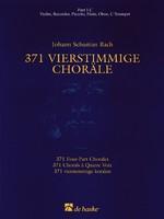 371 Four-Part Chorales - Part 1 C Treble Clef