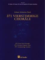 371 Four-Part Chorales - Part 1 Bb Treble Clef