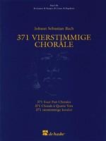 371 Four-Part Chorales - Part 2 Bb Treble Clef