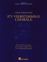 371 Four-Part Chorales - Part 3 C Bass Clef