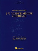 371 Four-Part Chorales - Part 3 Eb Treble Clef