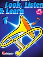 Look, Listen & Learn 1 Trombone BC