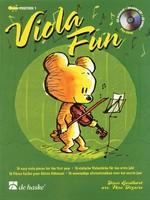 Viola Fun Bk/CD
