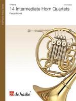 14 Intermediate Horn Quartets