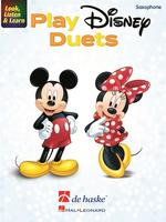 Look, Listen & Learn - Play Disney Duets for Saxophone