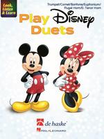 Look, Listen & Learn - Play Disney Duets for Trumpet