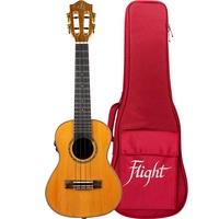 Flight Diana Soundwave Concert Electro-Acoustic Ukulele