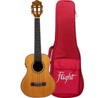 Flight Diana Soundwave TE Tenor Electro-Acoustic Ukulele