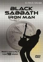 10-Minute Teacher Black Sabbath Iron Man
