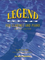 Legend for Clarinet and Piano