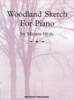 Woodland Sketch For Piano