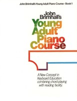 Young Adult Piano Course Book 1