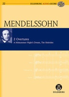 2 Overtures - A Midsummer Nights Dream, The Hebrides