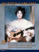 25 Melodic and Progressive Studies Op. 60