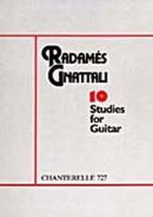 10 Studies for Guitar