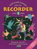 Fun and Games with the Recorder, Tune Book 1
