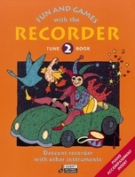 Fun and Games with the Recorder, Tune Book 2