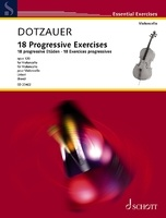 18 Progressive Exercises Op. 120