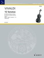 12 Sonatas Op. 2 Vol. 2