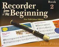 Recorder From The Beginning Pupil's Book 2