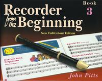 Recorder From The Beginning Pupil's Book 3