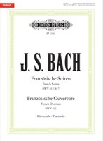 French Suites BWV 812–817 & French Overture BWV 831