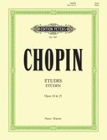 Etudes Op. 10 Op. 25