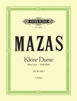 12 Little Duets Op. 38 Vol. 1 Nos. 1- 6